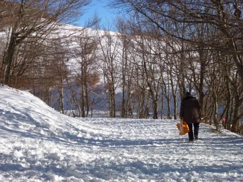 Campo invernale 2011 Pesaro 1