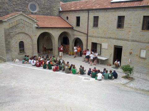 Campo estivo 2013 Fragheto