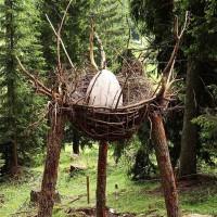 land-art-nido-di-drago-di-marco-nones-foto-eugenio-del-pero-latemar-predazzo