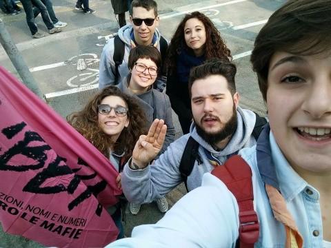 Marcia di Libera – Bologna – 21.03.2015